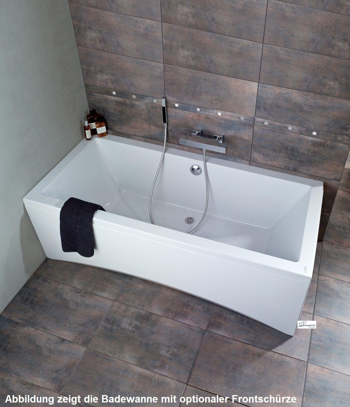 badewanne intro 170 x 75 top seller zum schn ppchenpreis. Black Bedroom Furniture Sets. Home Design Ideas