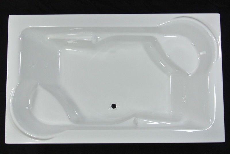 Design whirlpool badewanne duo 200 x 120 x 45 cm basic mit for Tablett badewanne