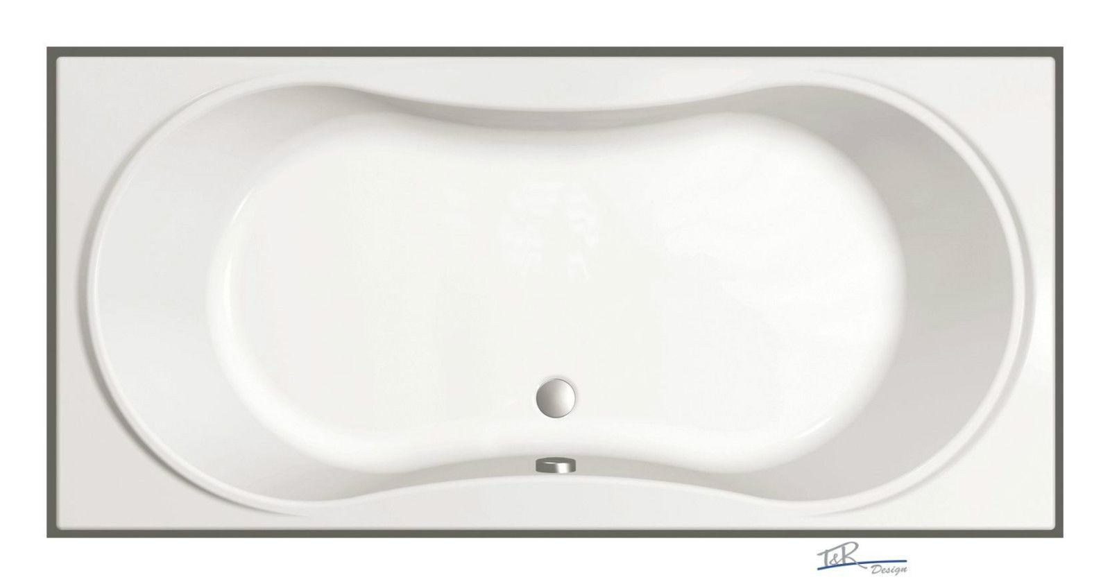Badewanne 190x90 rechteck