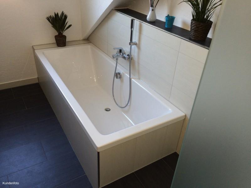 badewanne mona 5 zur auswahl 170 180 190 x 80 190 od 200 x 90 dt fertigung ebay. Black Bedroom Furniture Sets. Home Design Ideas