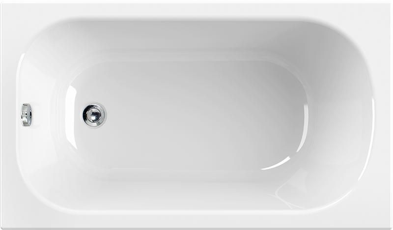badewanne mini 120 x 70 f e ablauf siphon sofort lieferbar. Black Bedroom Furniture Sets. Home Design Ideas