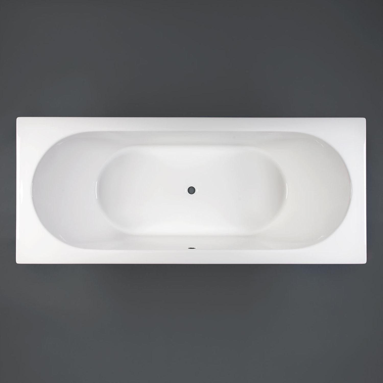 t r badewanne caro 170 x 80 x 50 cm whirlpoolsystem basic mit 8 d sen frei haus ebay. Black Bedroom Furniture Sets. Home Design Ideas