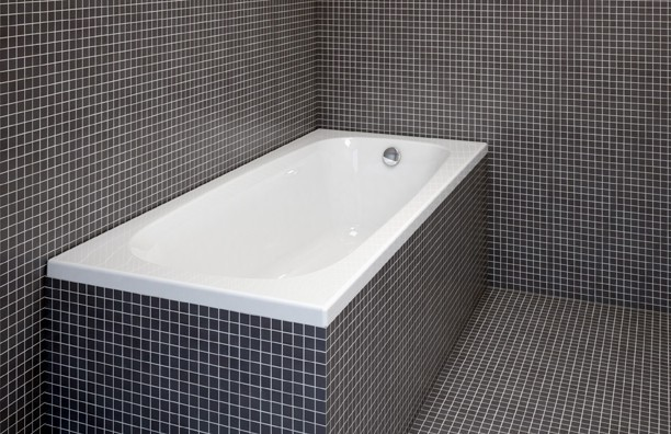 rechteck badewanne korana 180 x 80 x 39 cm inkl wannentr ger ebay. Black Bedroom Furniture Sets. Home Design Ideas
